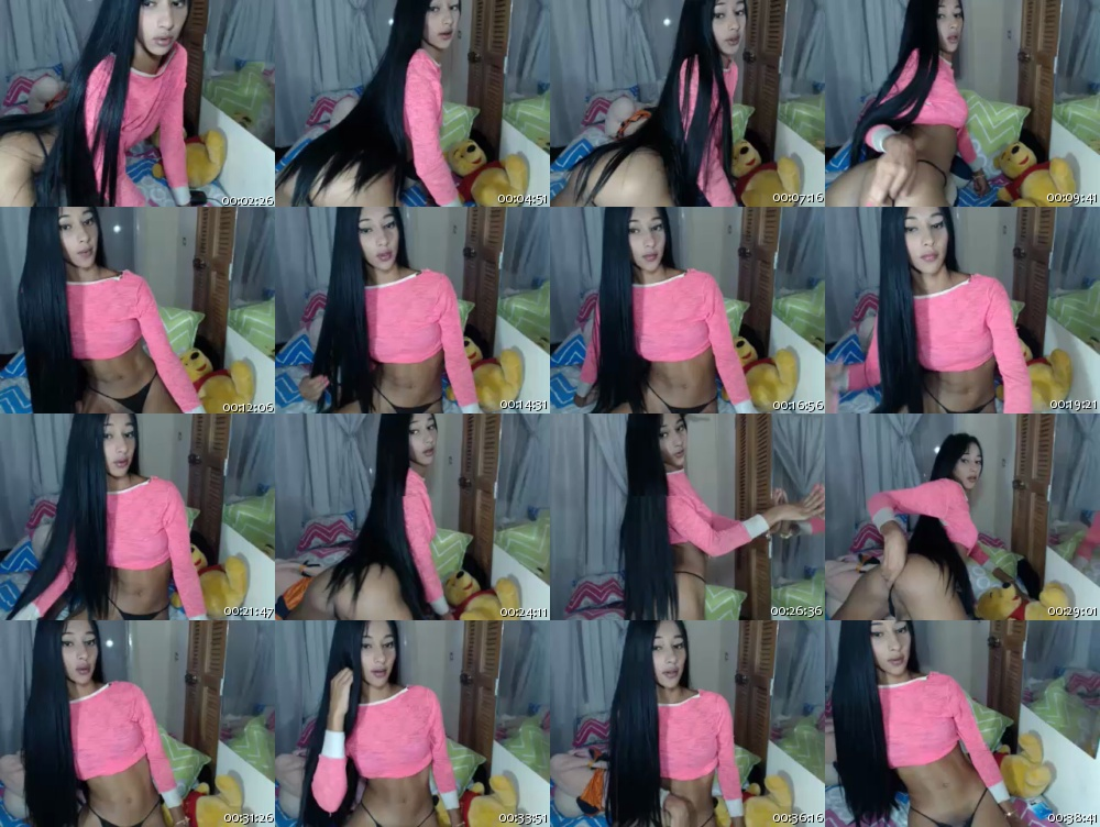 holly_stars ts 03-08-2016 Chaturbate