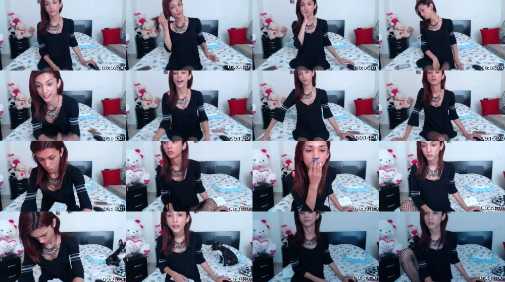 laurencesophiets ts 05-08-2016 Chaturbate