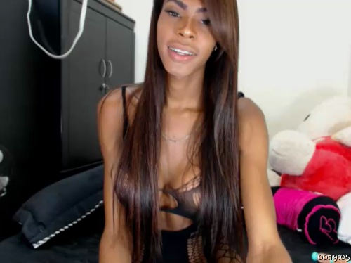 Image queengiselle ts 05-08-2016 Chaturbate