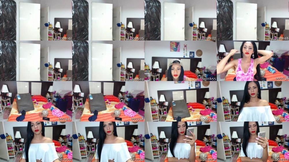 barbie_saharaxx ts 06-08-2016 Chaturbate