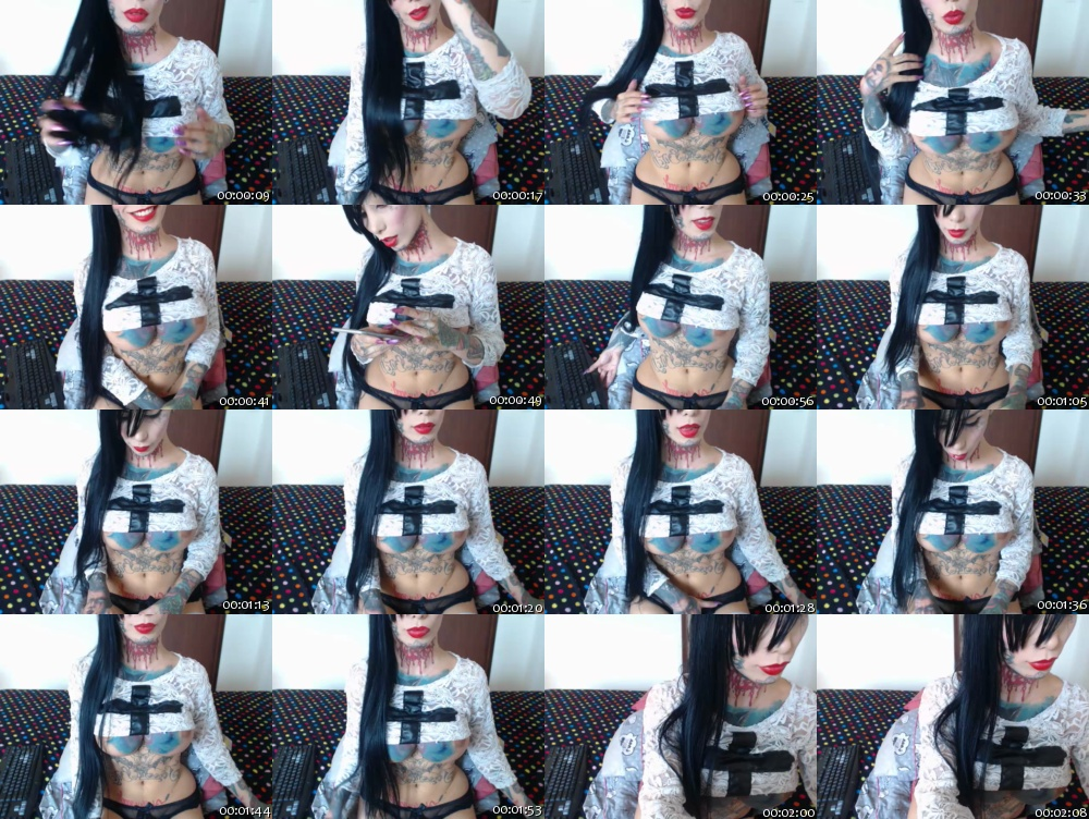 misscurvalicious ts 12-08-2016 Chaturbate