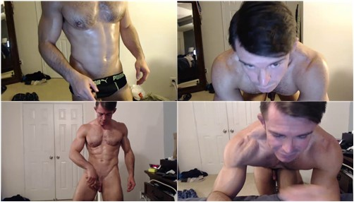 1ermitch Chaturbate 13-08-2016 Topless