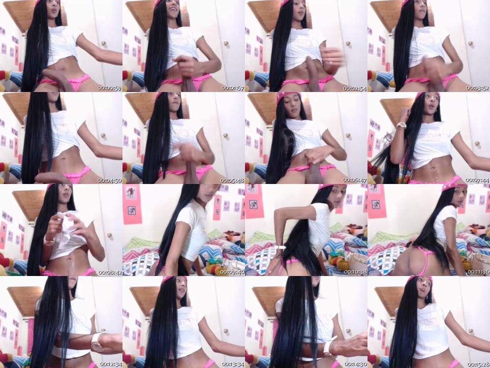 holly_stars ts 13-08-2016 Chaturbate