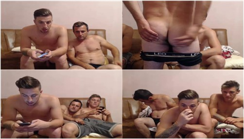 sexystreetboys Chaturbate 14-08-2016 Video
