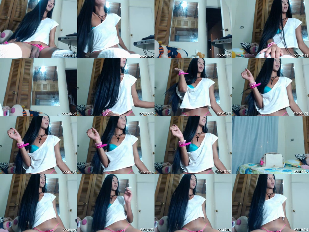 holly_stars ts 15-08-2016 Chaturbate