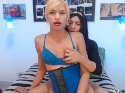 Image twotrannyhots ts 16-08-2016 Chaturbate