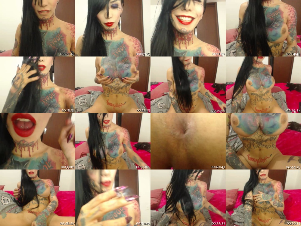 misscurvalicious ts 20-08-2016 Chaturbate