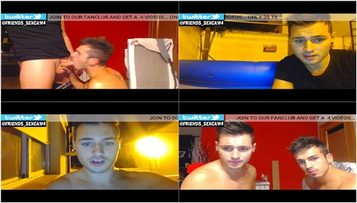 Friends_sex Cam4 21-08-2016 recorded