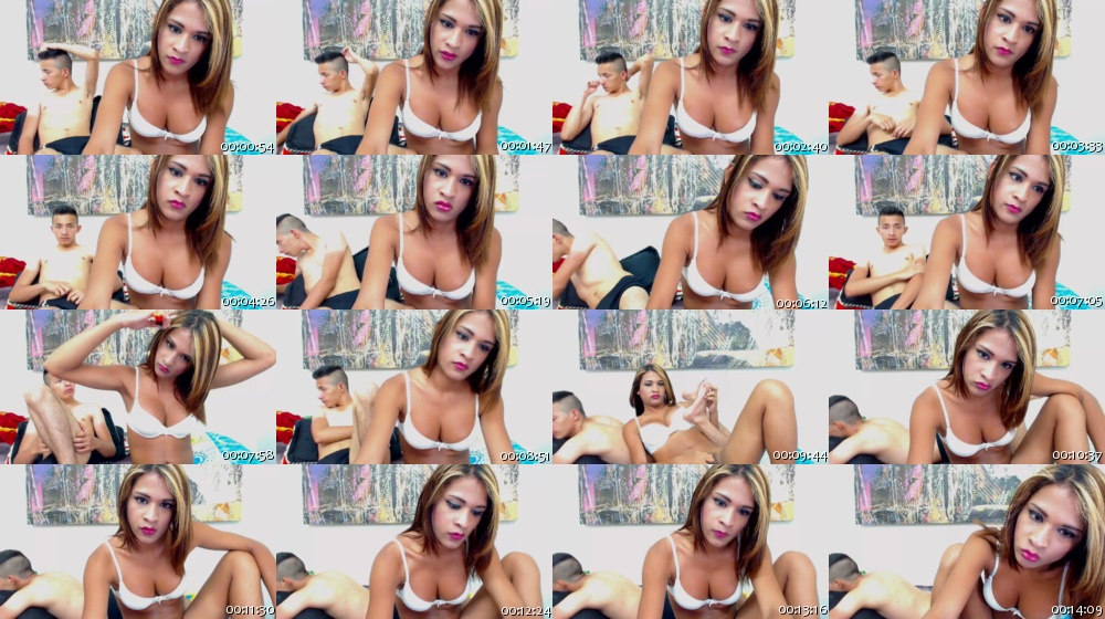 diamondshadiats ts 22-08-2016 Chaturbate