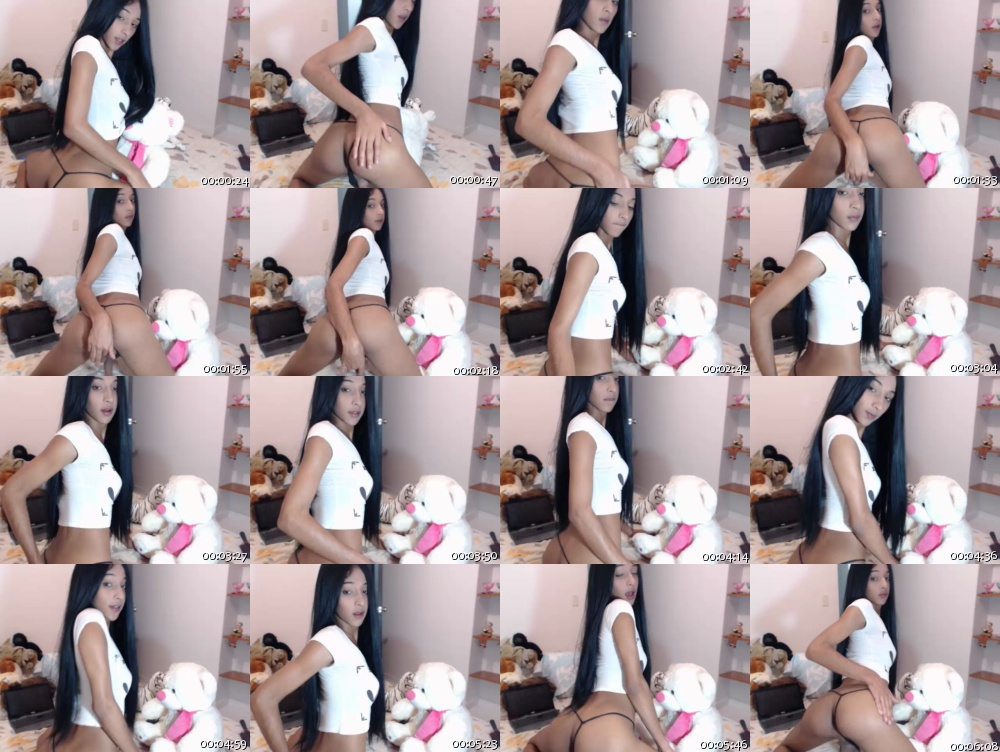 holly_stars ts 22-08-2016 Chaturbate