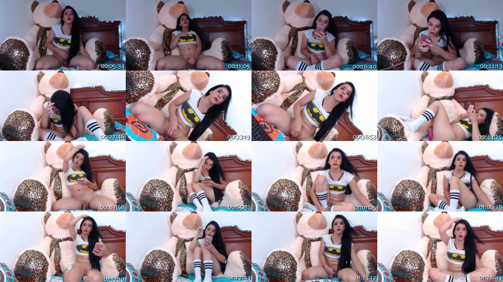 stacyvalentine_ts ts 25-08-2016 Chaturbate