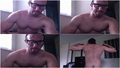Image musclenerdxxl Chaturbate 27-08-2016 Nude