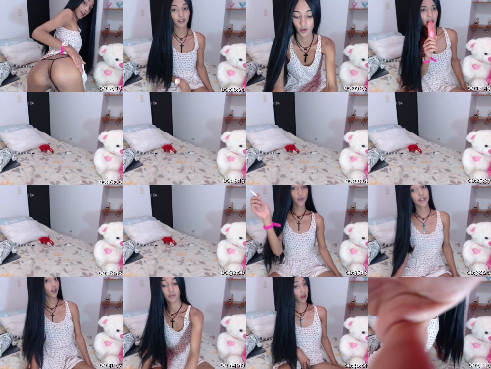 holly_stars ts 28-08-2016 Chaturbate