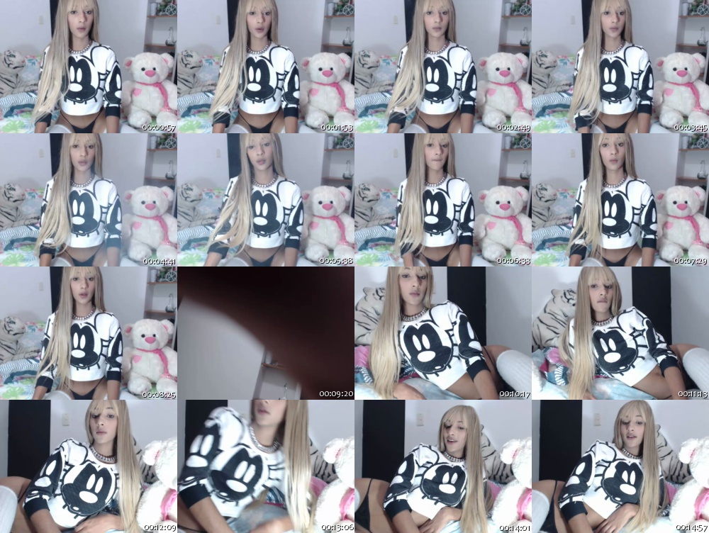 holly_stars ts 12-09-2016 Chaturbate