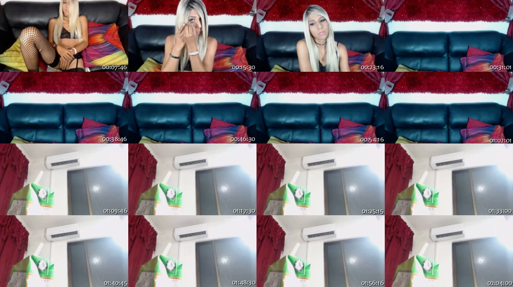 goldhairts ts 18-09-2016 Chaturbate