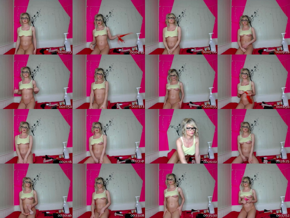 mrskellypierce ts 21-09-2016 Chaturbate