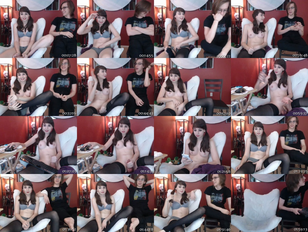 sue_kalergi ts 07-10-2016 Chaturbate