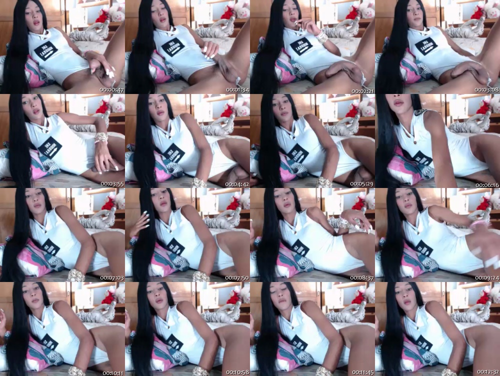 holly_stars ts 08-10-2016 Chaturbate
