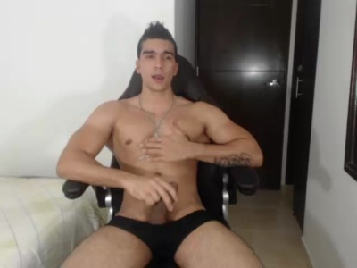 Image estiven_greg Chaturbate 23-10-2016 Naked