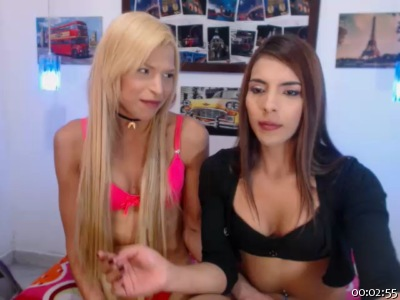 Image twotrannyhots ts 25-10-2016 Chaturbate