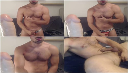 MuscledPlay 31-10-2016 Cam4