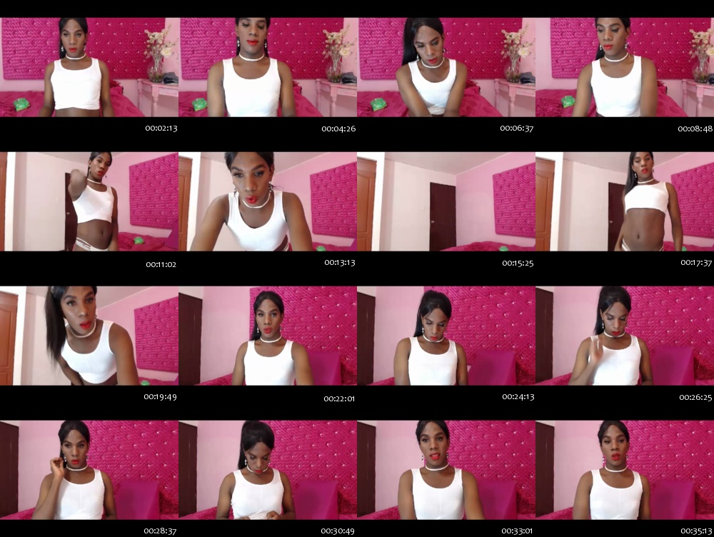 ebony11inches ts 02-12-2016 Chaturbate