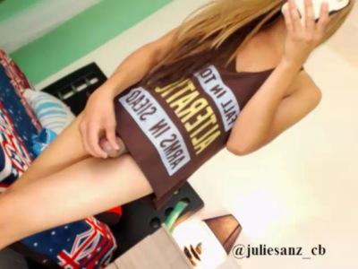 Image julie_sexonfire ts 12-12-2016 Chaturbate