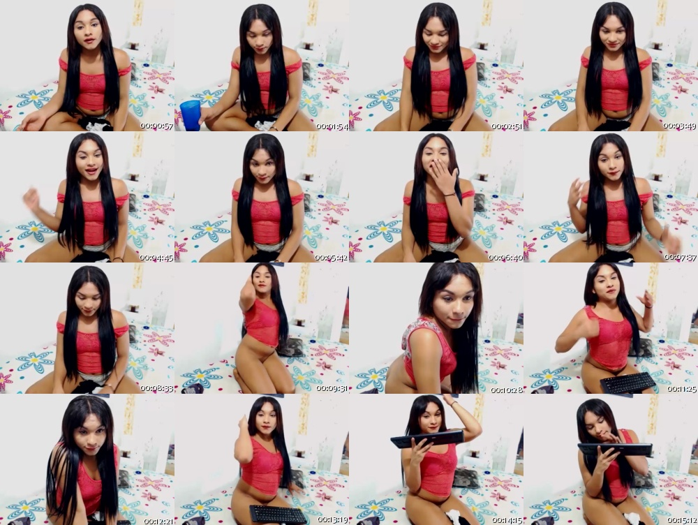 angelface33 ts 31-12-2016 Chaturbate