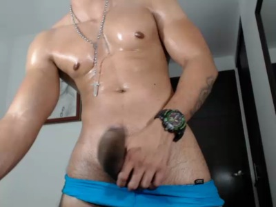estiven_greg Chaturbate 14-01-2017 Cam