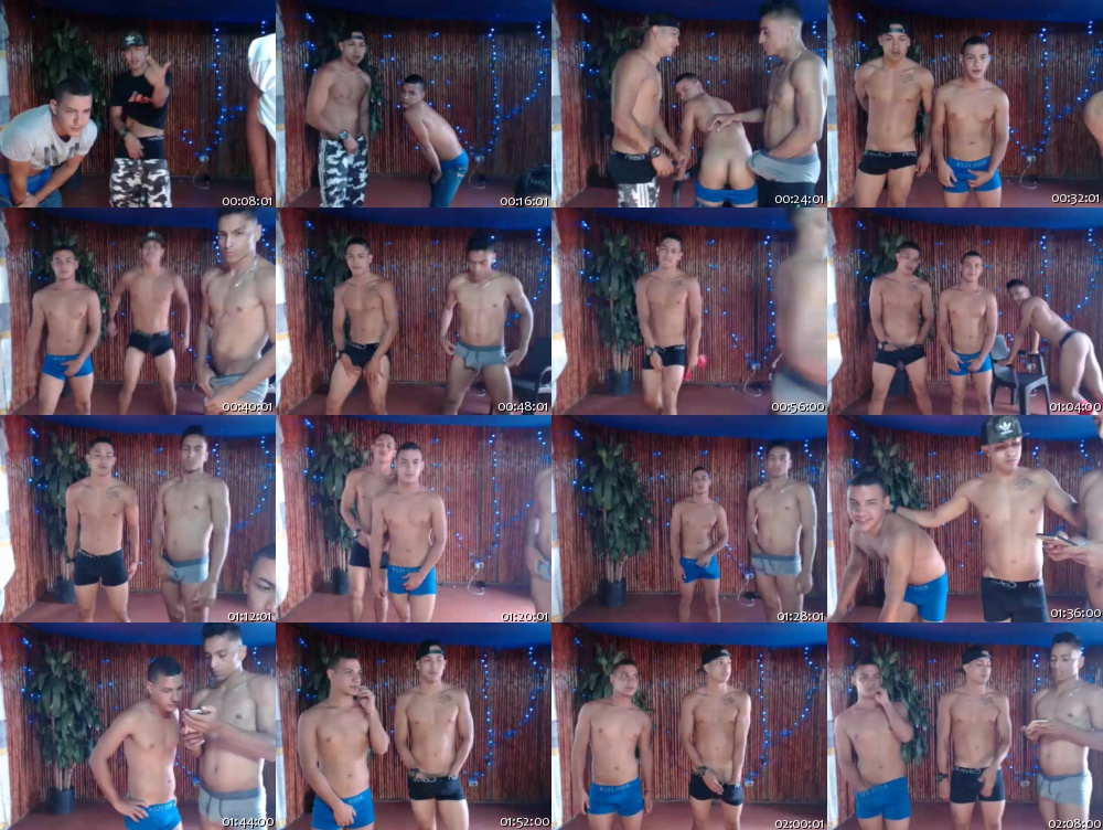twinsboys  [31-03-2017] Naked