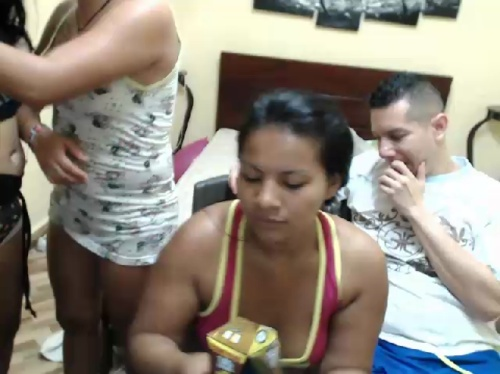 Image colombian_couple_hot Chaturbate 06-04-2017