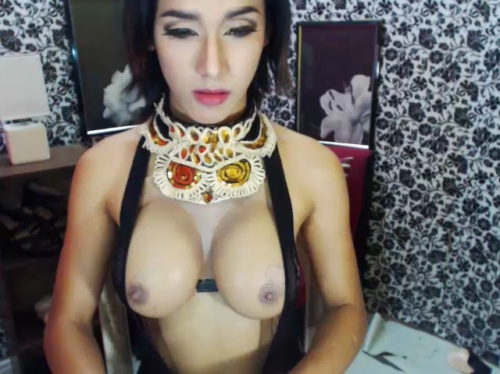 Image transsavagequeen ts 16-04-2017 Chaturbate