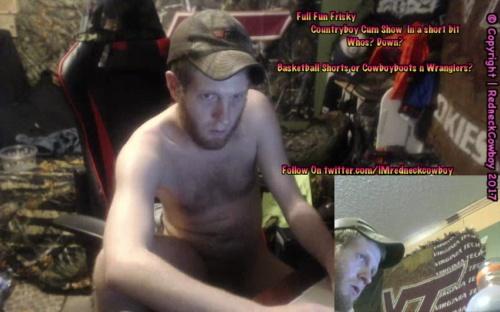 Image redneckcowboy Chaturbate 16-04-2017 Nude