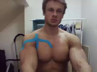 Image blondmusclemodel 16/04/2017 Chaturbate