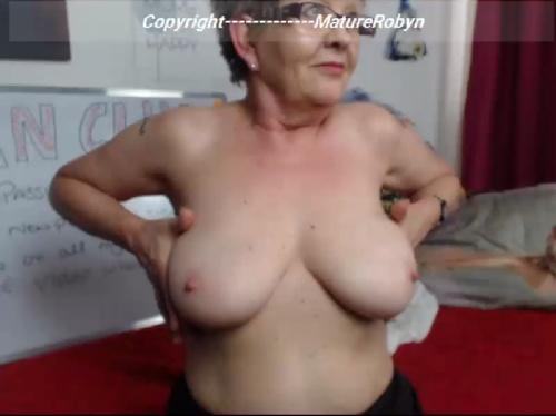 Image MatureRobyn  [22-04-2017] Video