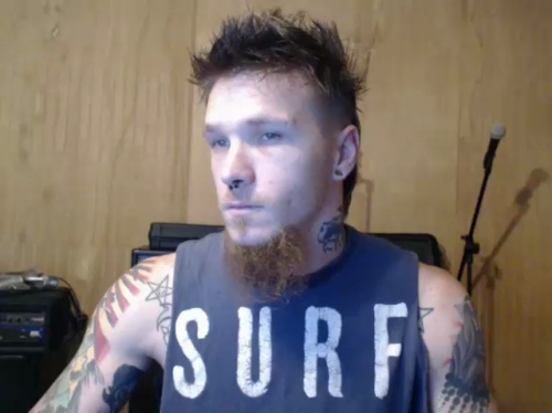 Image hungandtatted 24/04/2017 Chaturbate