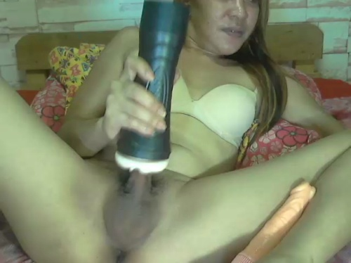 Image hugecock_sexyjanelle ts 25-04-2017 Chaturbate