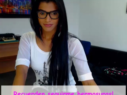 Image angelicasweet7 ts 26-04-2017 Chaturbate