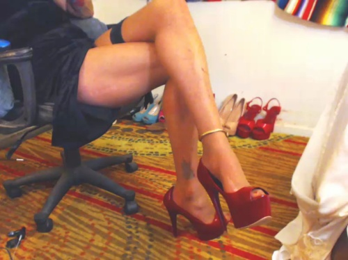 Image legs4days99 ts 01-05-2017 Chaturbate