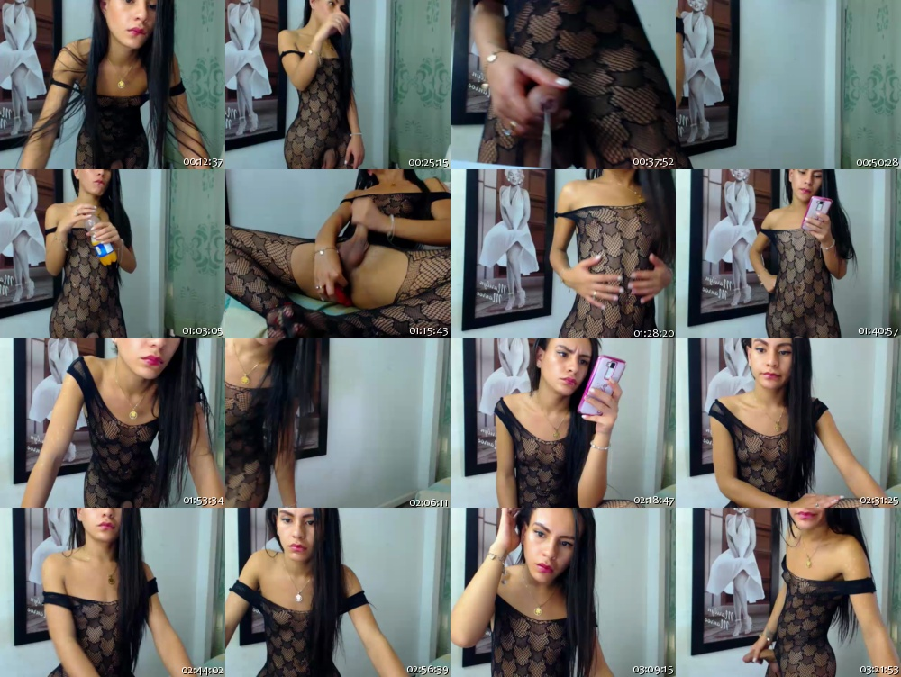 juliana_star ts 18-05-2017 Chaturbate