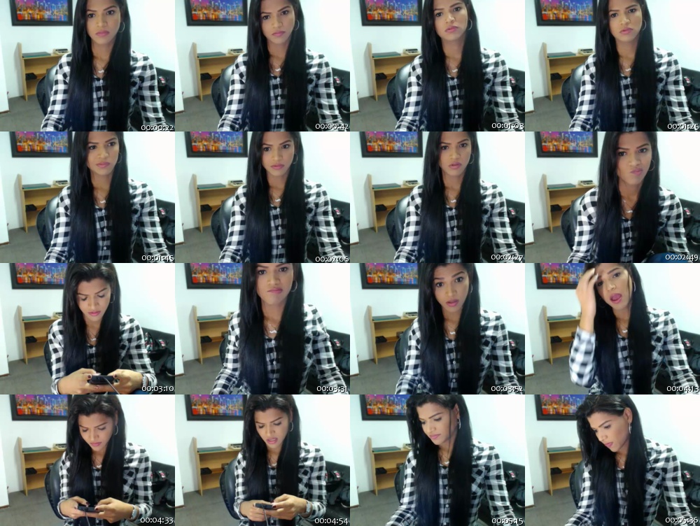 angelicasweet7 ts 23-05-2017 Chaturbate