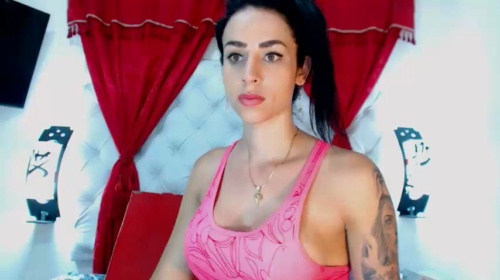 Image sexyhot_cat ts 06-06-2017 Chaturbate