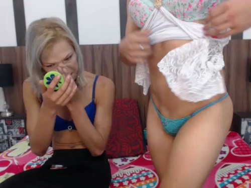 Image twotrannyhots ts 14-06-2017 Chaturbate