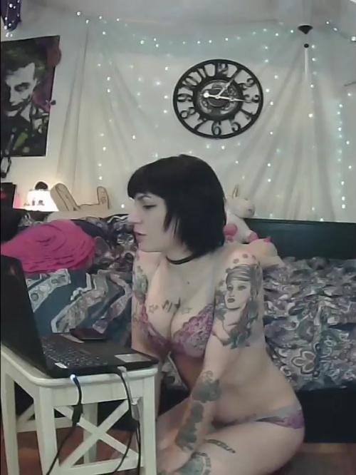 Image CaitieRage  [16-06-2017] Webcam