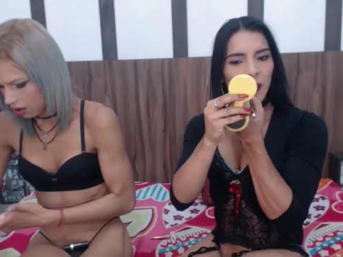 Image twotrannyhots ts 18-06-2017 Chaturbate