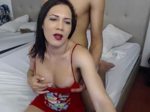 Image franchesscaxxx ts 25-06-2017 Chaturbate