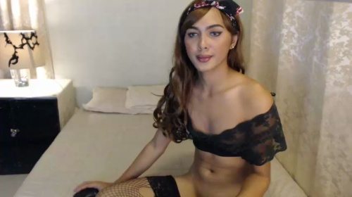 Image queen_of_all_queen ts 27-06-2017 Chaturbate