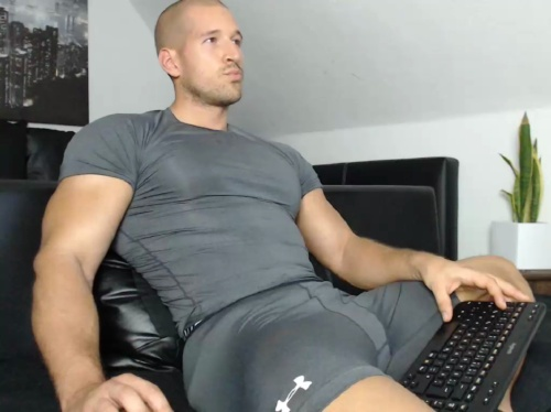 Image mikemuscle1 Chaturbate 27-06-2017 Naked
