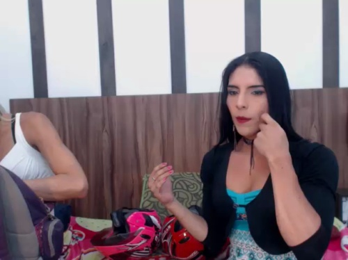 Image twotrannyhots ts 03-07-2017 Chaturbate