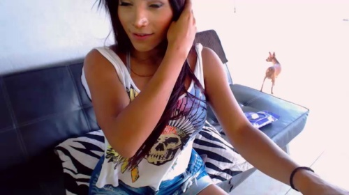 Image kittyhotts ts 17-08-2017 Chaturbate